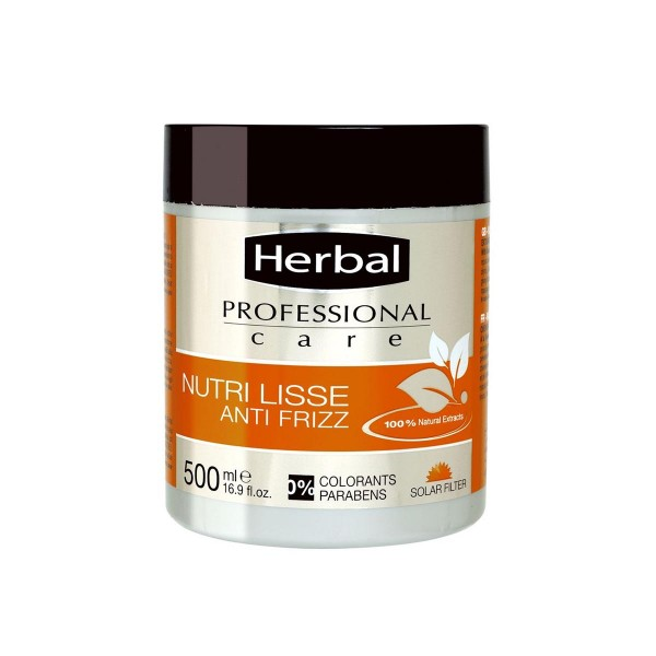 Herbal hispania professional care mascarilla nutri lisse 500ml