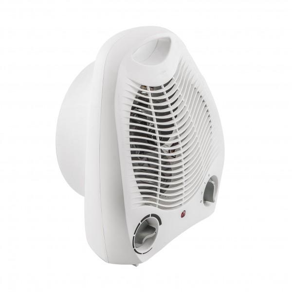 Calefactor kuken vert. 1000/2000w blanco