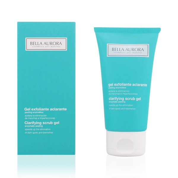 Bella aurora cara gel exfoliante 75ml