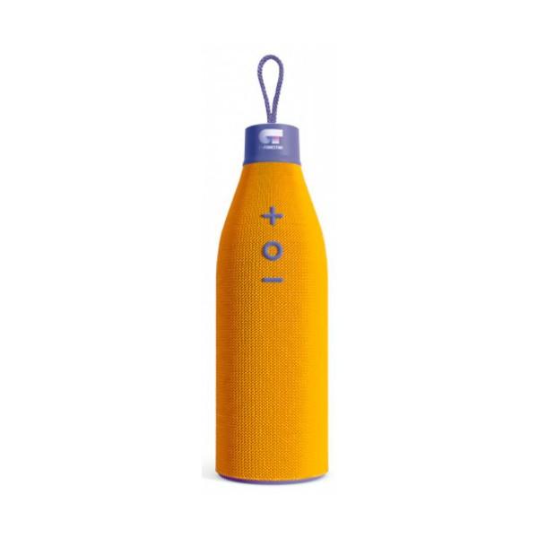 Ot by fonestar lemonbottle naranja altavoz inalámbrico bluetooth 3w rms micrófono integrado manos libres