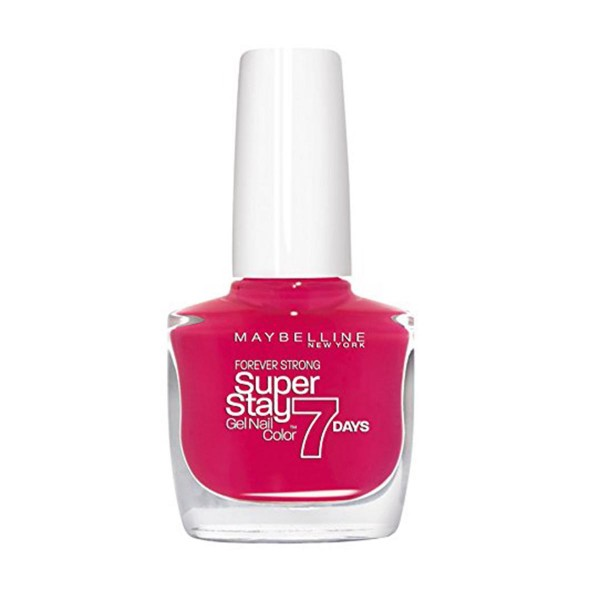 Maybelline superstay 7d laca de uñas 180 rosy pink
