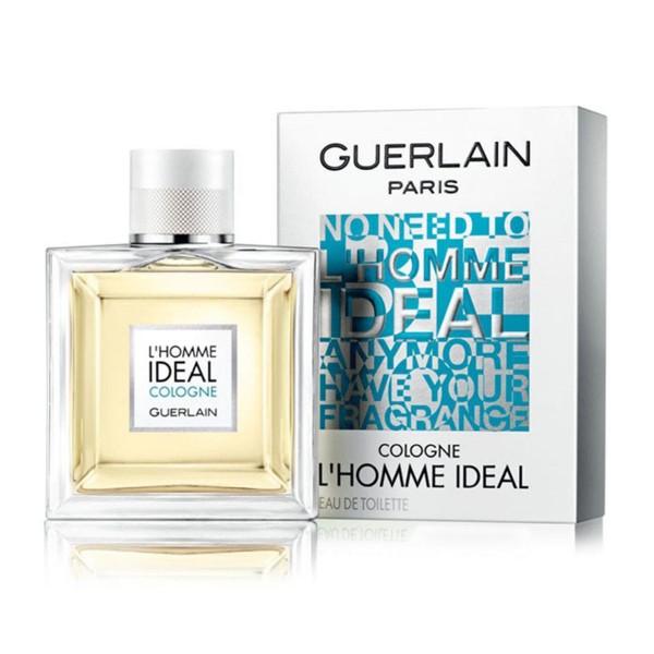 Guerlain l'homme ideal eau de cologne 50ml vaporizador