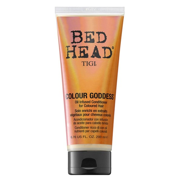 Tigi bed head color goddess acondicionador oil infused 200ml