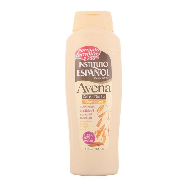 Instituto español avena gel de baño 1250ml