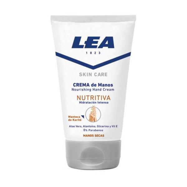 Lea skin care crema de manos nutritiva con manteca karite 125ml