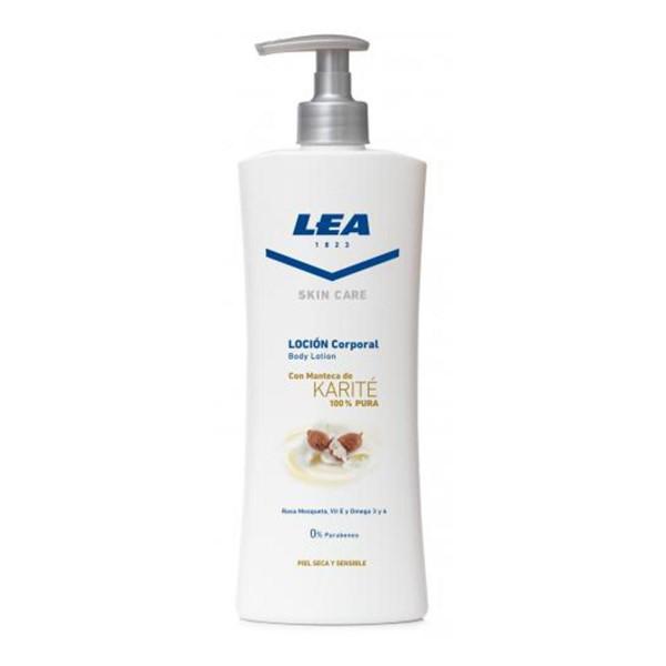 Lea skin care locion con manteca karite piel seca 400ml