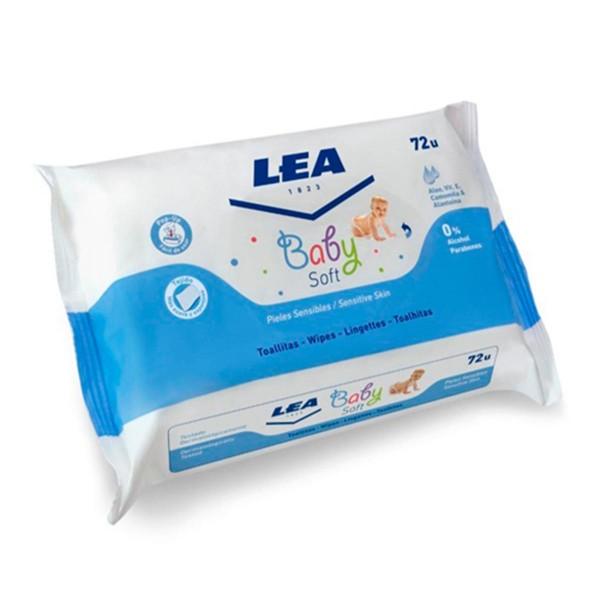 Lea baby soft toallitas piel sensible