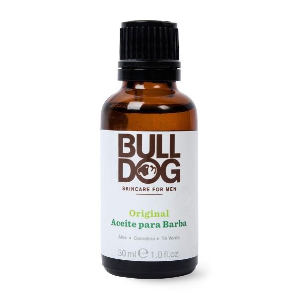 Bulldog skincare for men original aceite barba 30ml