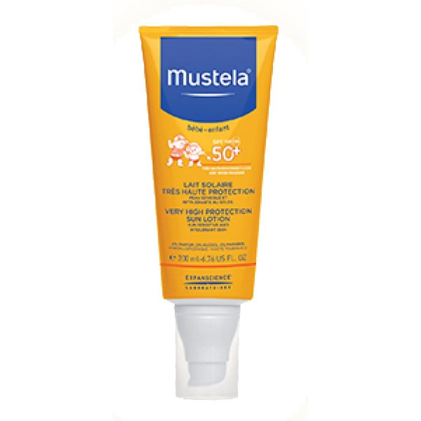 Mustela bebe lait solaire spray 200ml