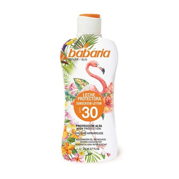 Babaria tropical sun leche protectora spf30 200ml