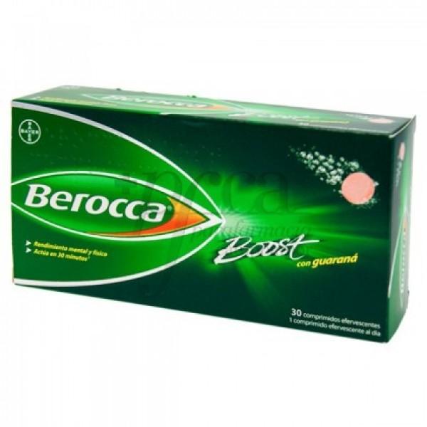 BEROCCA BOOST 30 COMPS EFERVESCENTES