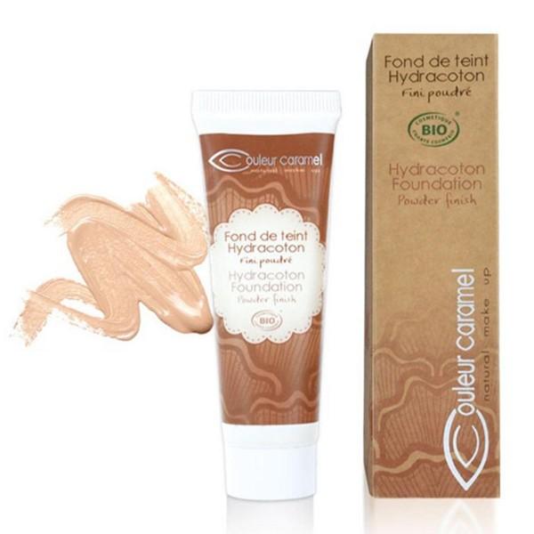 Couleur caramel fond de teint hydracoton foundation nº12 naturel