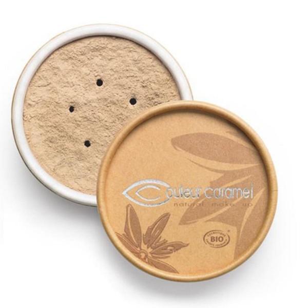 Couleur caramel fond de teint bio mineral nº 01 beige clair