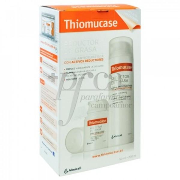 THIOMUCASE KIT 50 ML  200 ML
