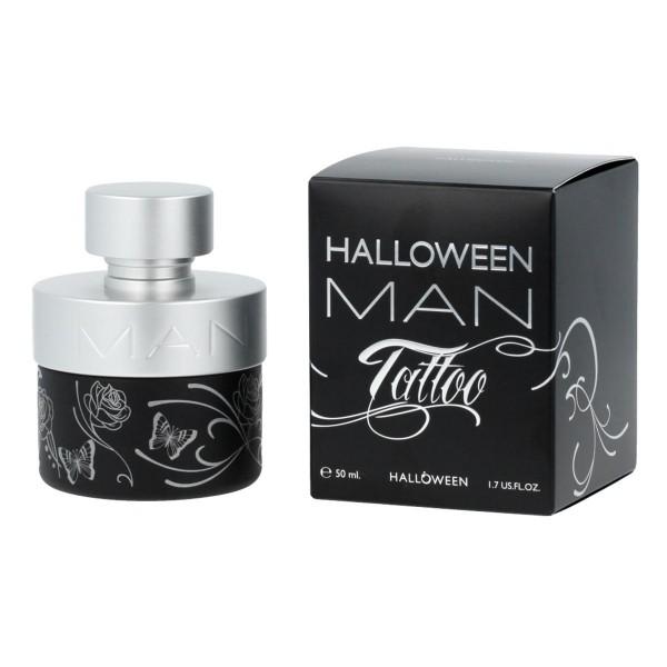 Jesus del pozo halloween tatto eau de toilette man 50ml vaporizador