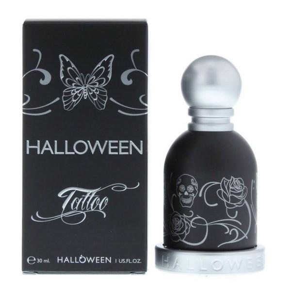 Jesus del pozo halloween tatto eau de toilette 30ml vaporizador