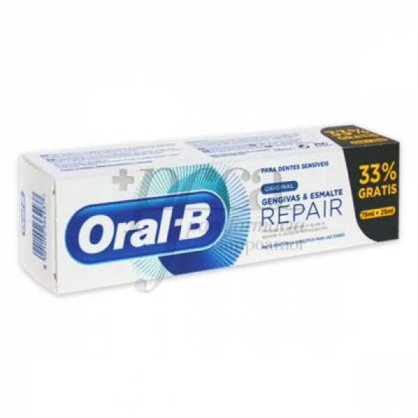 ORAL-B ENCIAS & ESMALTE REPAIR ORIGINAL 100ML