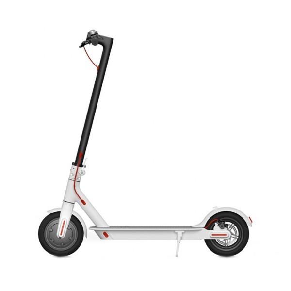 Innjoo ryder xl blanco patinete eléctrico 24km/h 20km autonomia luz led motor 350w