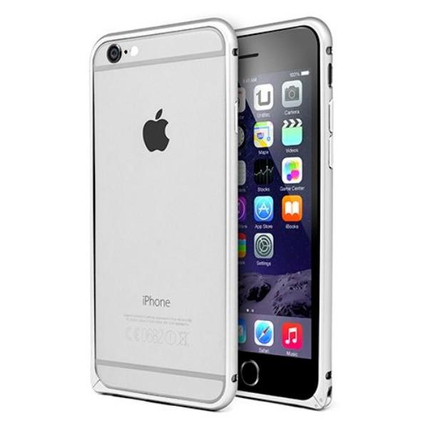 Bumper Pro Aluminium iPhone 6 / 6S Plus Gris