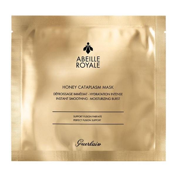 Guerlain abeille royale honey cataplasm mask 4u.