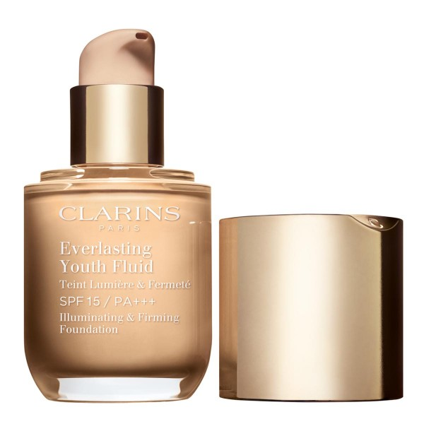 Clarins everlasting youth fluido spf15 108 sand 30un