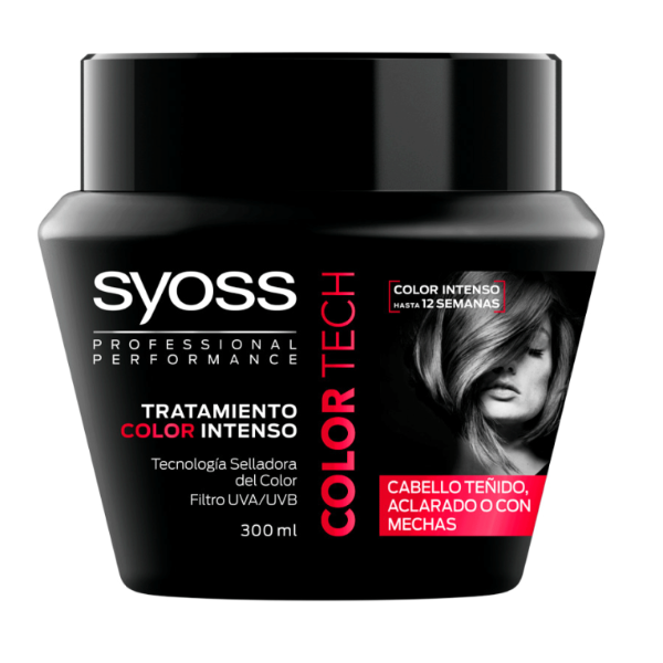 Syoss Color Tech Mascarilla 300 ml