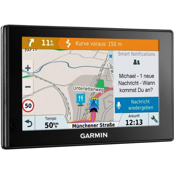 Garmin drive 5 plus eu mt-s navegador gps con mapas preinstalados de europa pantalla de 5''
