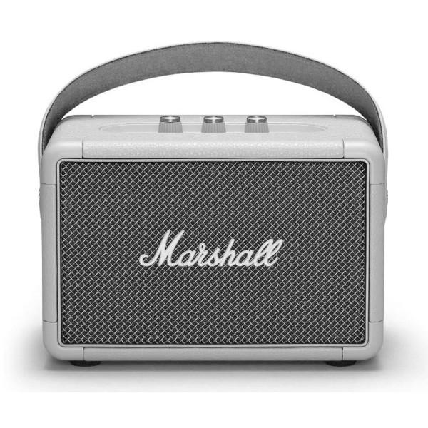 Marshall kilburn ii gris altavoz bluetooth portatil 20w vintage 20h de bateria ipx2