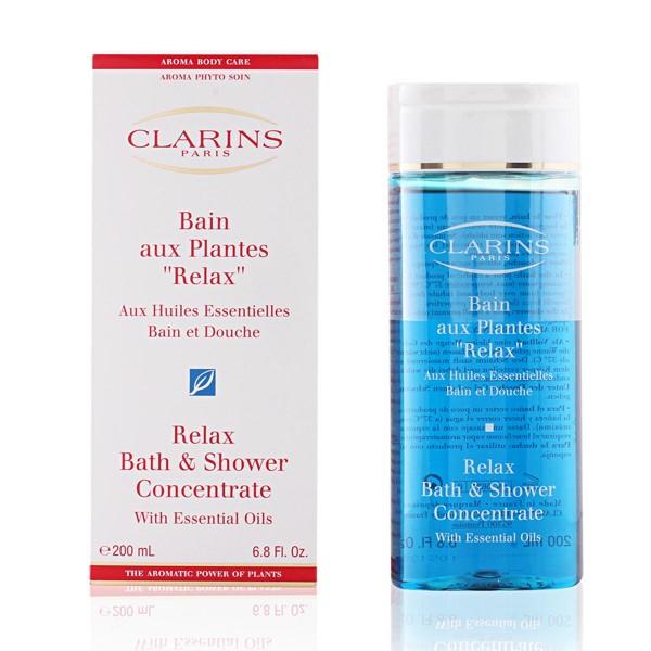 Clarins relax bath & shower concentrado 200un