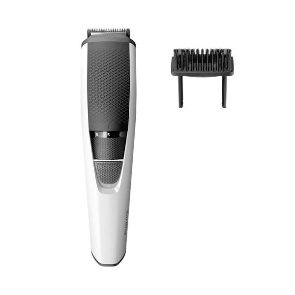 Philips bt3206/14 barbero beardtrimmer series 3000 sistema lift & trim 10 posiciones