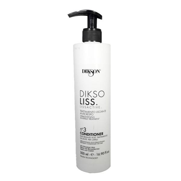 Dikson diksoliss anti-frizz treatment nº3 500ml