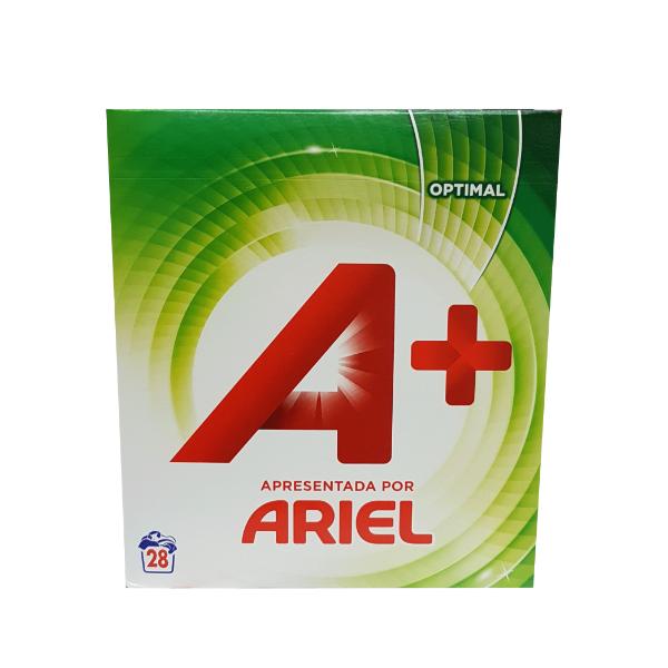 Ariel detergente en polvo 28 lavados