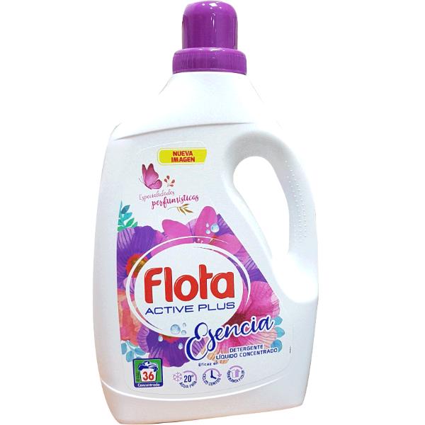 Flota detergente con Esencia 36 lavados