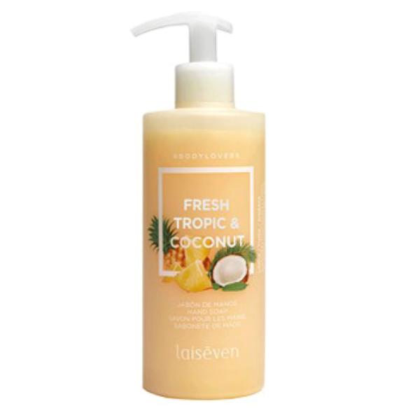 Laiseven jabón de manos Fresh Tropic 400 ml