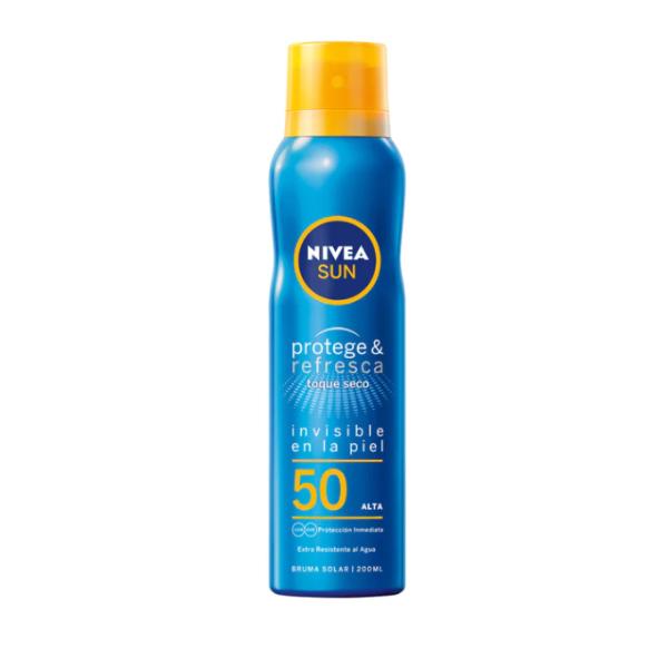 Nivea protección solar SPF50 200 ml