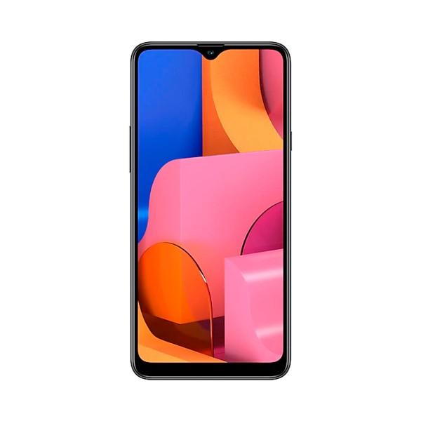 Samsung galaxy a20s negro móvil 4g dual sim 6.5'' tft hd+ octacore 32gb 3gb ram tricam 13mp selfies 8mp