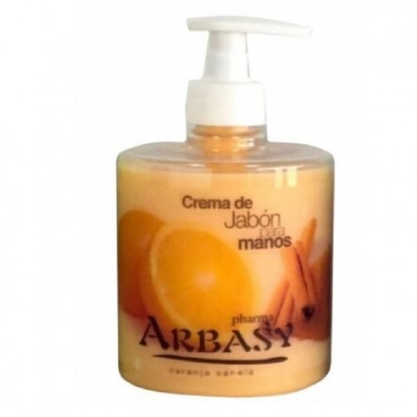 CREMA DE JABON PARA MANOS NAR/CAN ARBASY 500ML