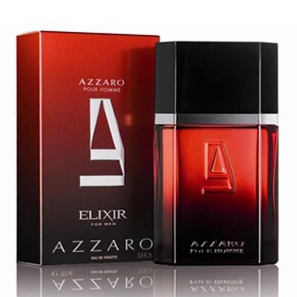 Loris azzaro elixir eau de toilette pour homme 50ml